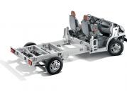 Dicar Cocoon Heavy chassis MTM 4.400kg (enkel bij 160 en180 PK)
