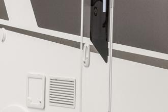 Dicar Cocoon Centrale vergrendeling Fiat cabine + inkomdeur woongedeelte